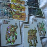 54 Full Set Chrono Trigger Reservation Cards NFR SUPER RARE Japan Squaresoft 5