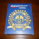 Capcom Limited Edition Megaman Rockman Classics Collection Planner Legacy Japan