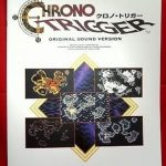Chrono Trigger Piano Sheet Music Collection Book