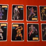 Eternal Champions Sega Genesis 8 Sticker Set Promo 1993 Promotional
