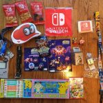 Huge 22pc Nintendo Lot Switch Promo Merch Hanafuda Pokemon Rare Mario Odyssey