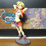 Limited! First Edition! Chrono Cross Kotobukiya Kidd Statue With Box Squaresoft Japan 1999