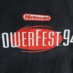 NINTENDO PowerFest 94 Cyclones Team Jacket NWC World Championship Power Fest 2