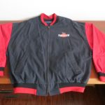 NINTENDO PowerFest 94 Cyclones Team Jacket NWC World Championship Power Fest 3