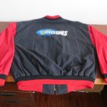 NINTENDO PowerFest 94 Cyclones Team Jacket NWC World Championship Power Fest 4