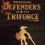 Nintendo Legend of Zelda - Defenders of the Triforce Coin and Poster