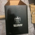 Pax East 2013 Bethesda Elder Scrolls Online Lot Pewter Stein Septums Scroll 10