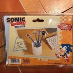 Sonic The Hedgehog Pencil Topper Erasers Collector's Edition 2