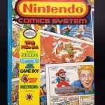 The Best of the Nintendo Comics System Hard Cover Boo The Mallard Press