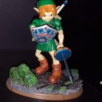 The Legend Of Zelda Link Ocarina of Time Epoch Figure