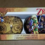 The Legend of Zelda 2 Light Up Ornaments with LED Brand NEW