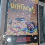 Uniracers Nintendo Poster 1994 Promotional Super SNES NES Video Game Store