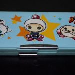 Vintage 1980s Hudson Soft Bomberman Raymay Japan Pencil Case Nintendo Nes