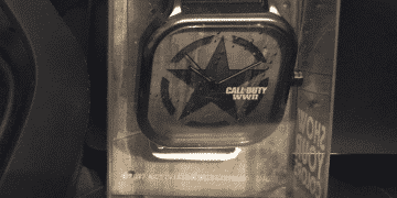 Call of Duty WWII World War 2 Limited Edition Activision Watch 2017