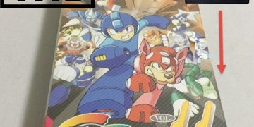 Mega Man Capcom VHS Tape Japan