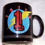 Taito '#1 The Only Game in Town' promotional mug 1992