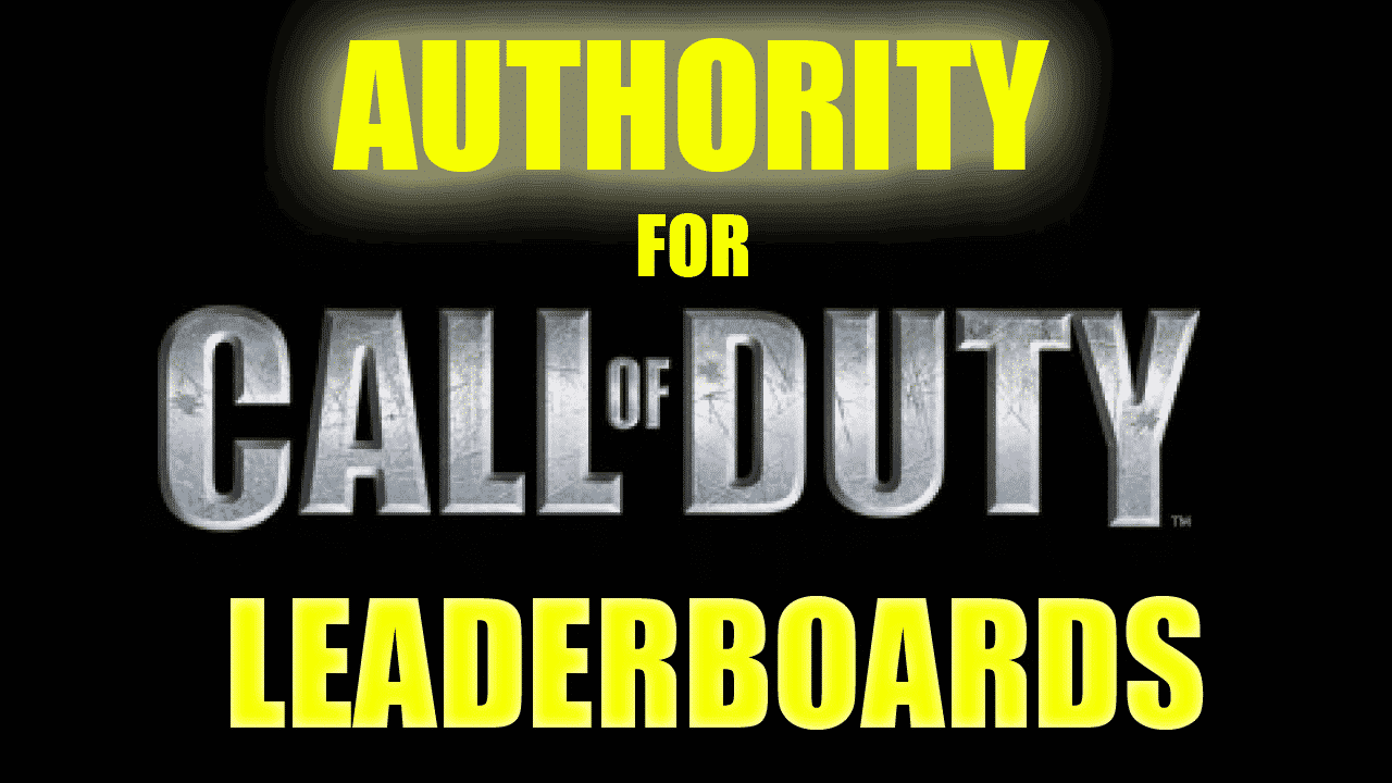 call-of-duty-leaderboards