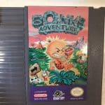 BONK'S ADVENTURE NES ORIGINAL NINTENDO GAME CART FOR SALE 2
