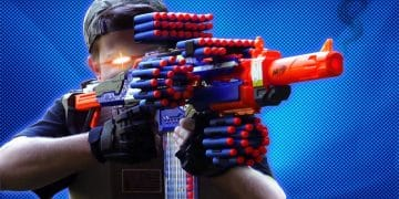Best Nerf Guns To Buy For Christmas 2018