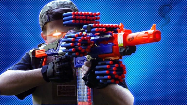 Best Nerf Guns To Buy For Christmas 2017