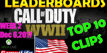 COD-WW2-Leaderboards-Top-10-Clips