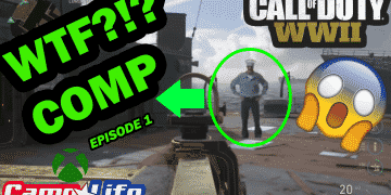 Call of Duty WW2 WTF Comp Episode-1 for COD