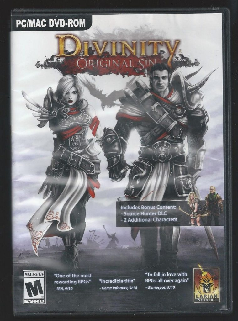 Divinity Original Sin II PC Gaming Top Video 2017 List Game Life