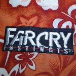 Far Cry Promotional Hawaiian Shirt Size XL UBISOFT Video Game Playstation 2