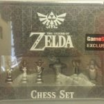 Legend of Zelda Limited Edition Chess Set