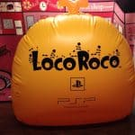 Loco Roco Over 3ft Inflatable Promo Display 2006 Psp Sony Rare Game Playstation 4