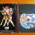 Magic Knight Rayearth Sega Saturn Working Designs Sega Enterprises 3