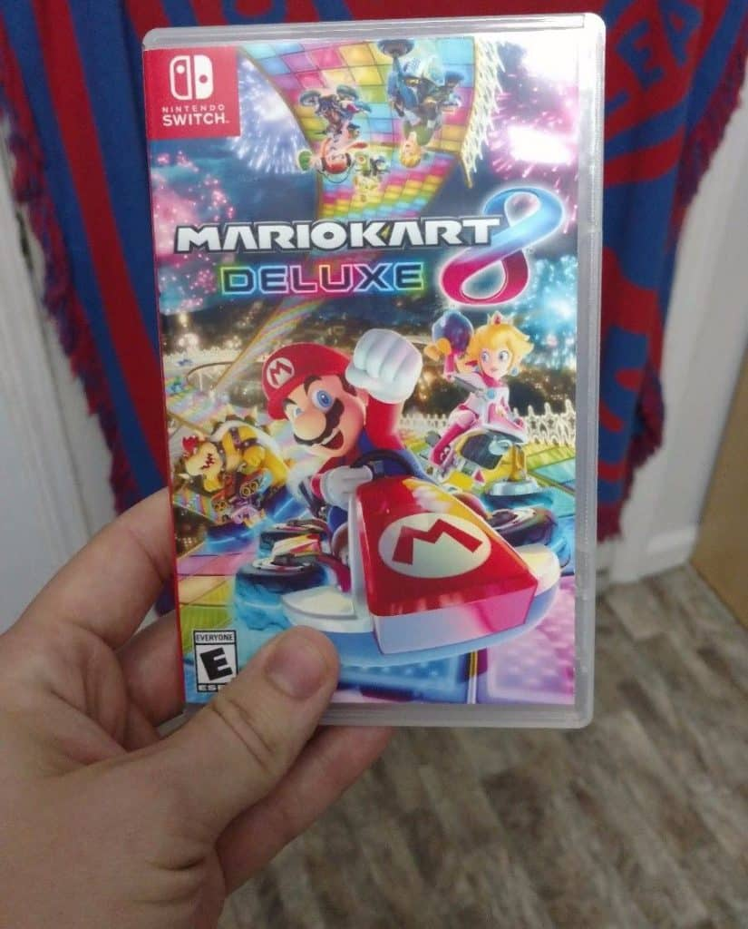 Mario Kart 8 Deluxe Nintendo Switch Top 10 Video Game 2017 Game Life