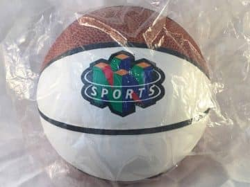 Nintendo Employee Promotional N Sports Limited Edition Basketball N64 Kobe Feature