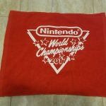 Nintendo World Championships 2017 Promotional Face Towel
