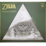 Officially Licensed Nintendo The Legend of Zelda Triforce Mirror