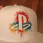 Playstation LOGO HAT Rare New Limited Sony PS4 PS1 Cosplay Snapback 2