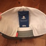 Playstation LOGO HAT Rare New Limited Sony PS4 PS1 Cosplay Snapback 3