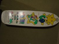 Super Mario World Yoshi Nintendo Skateboard from 1993