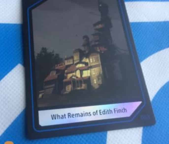 What Remains of Edith Finch XONE Top Video Game 2017 Game Life