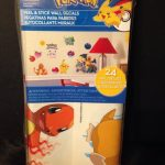 Pokemon 24pc Removable & Repositionable Wall Decals