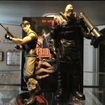 Resident Evil 3 Biohazard 3 Carlos and Nemesis figures (Moby Dick Toys)