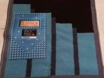 Legend of Zelda Hidden Staircase Floor Mat