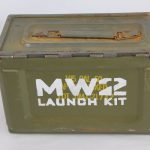 Call of Duty Modern Warfare 2 Retail Employee Launch Kit Ammo box only in box