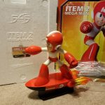 First 4 Figures Item 2 Megaman Statue New in box Regular