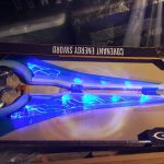 Halo Master Chief Covenant Elites Energy Sword Electronic with Lights and Sounds