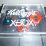 KELLOGG'S XBOX MINI GAME SET HANDHELD