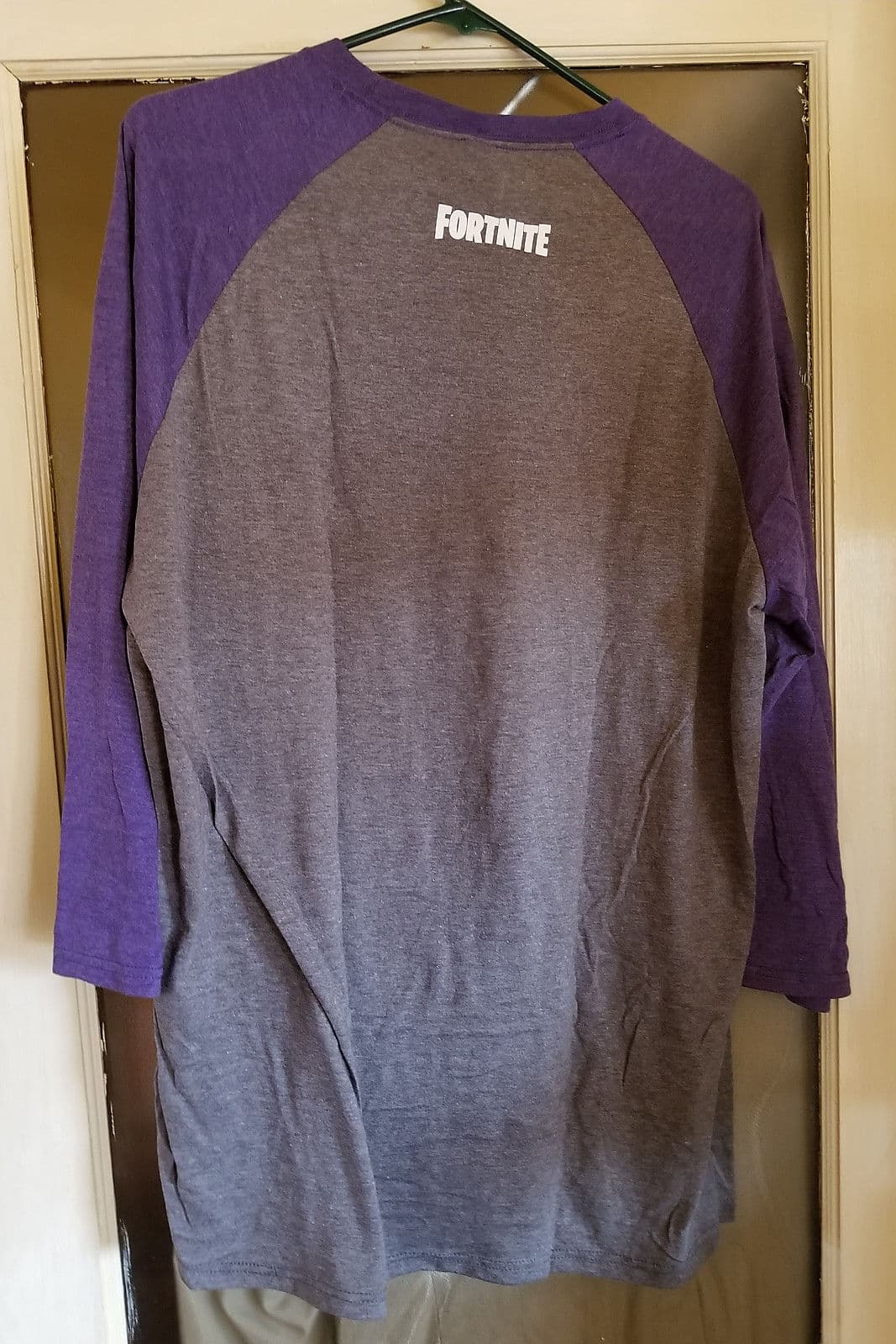 NEW RARE FORTNITE PINIATA PROMO SWAG SHIRT EPIC VIDEO GAME OFFICIAL 2