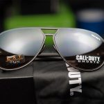 Official COD Ghost Aviator Sunglasses by Allure