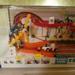 Ultra Rare MARIOKART Wii K'nex Working Store Display 2