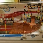 Ultra Rare MARIOKART Wii K'nex Working Store Display 3